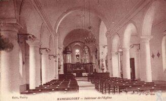 Intérieur de l'église    - Contributeur : T.Martin