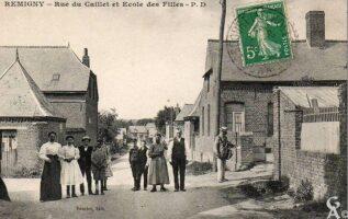 rue du Caillet  - Contributeur : T.Martin