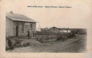 Maison Poitevin - route d'Essigny - Contributeur : T.Martin