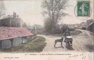 Rue du moulin - Contributeur : T.Martin