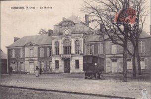 La mairie - Contributeur : T.Martin