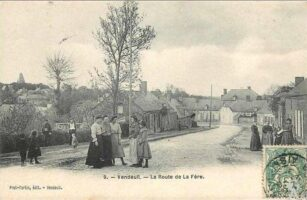 Route de La Fère - Contributeur : T.Martin