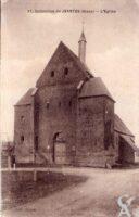 L'église  - Contributeur : A. Demolder