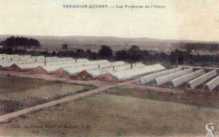 QUessy : les forceries de l'Aisne - Contributeur : A. Demolder