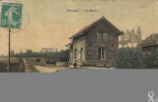 La gare - Contributeur : R.Hourdry
