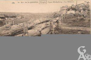 Ligne Hindenburg - les défenses - Contributeur : R.Hourdry