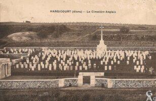 Le cimetière anglais - Contributeur : R.Hourdry
