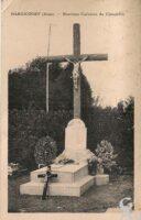 Nouveau Calvaire du cimetière - Contributeur : R.Hourdry