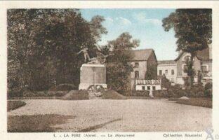 Le monument - Contributeur : M.A. Schioppa