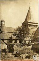 L'église vers 1917 - Contributeur : N.Gilbert