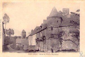 Restes du château seigneurial - Contributeur : A.demolder
