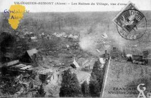 les ruines du village - Contributeur : Chantal Burlot