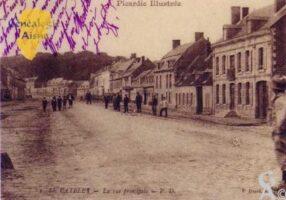 La Rue Principale - Contributeur : Viviane Courtin