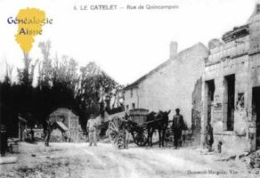 Rue de Quincampoix - Contributeur : Viviane Courtin