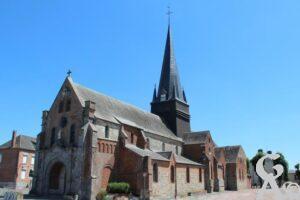 L'église - A.Demolder