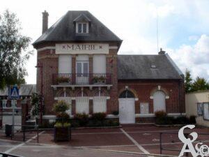 La mairie -André Demolder