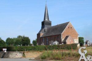 L'église- André Demolder