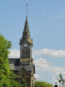 L'église -  Photo :N.Pryjmak