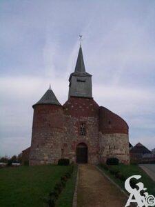 Église Saint Nicolas - Photo : M.Trannois