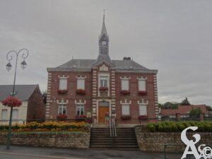 La mairie - Photo : Jean-Marc Dubois