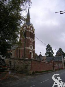 L'église - Photo : M.Nivelet