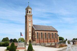 L'église - Photo : André Demolder