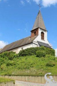 L'église - André Demolder