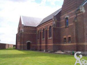 L'église - M.Trannois