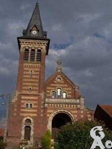 L'église - S. Sartori