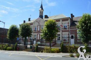 La mairie-M.Trannois