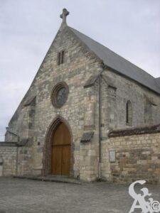 L'église -Natty