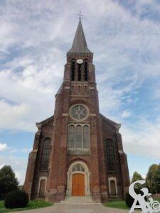 L'église - Natty Pryjmak - 2013