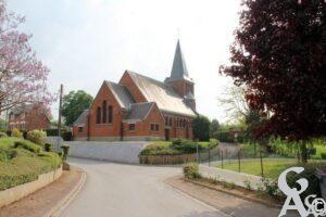 L'église -A.Demolder