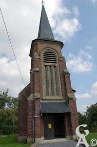 L'église.Photo : Maryse Trannois.