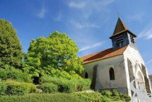 Eglise Saint-Lubin - M.Rheinart
