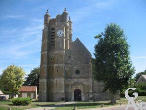 L'église Saint-Denis- Gérard Cresseaux