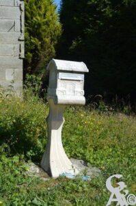 Boîte aux lettre - M.Trannois