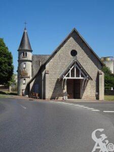 Chapelle Saint Laurent - JM. Dubois