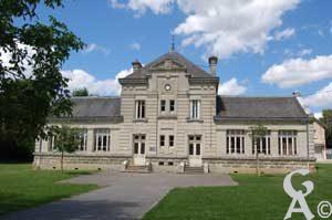 La mairie- Maryse Trannois