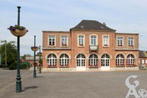 La mairie-Photo : A. Demolder