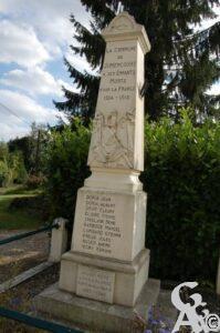 Monument aux morts-M.Trannois