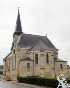 L'église-A.Demolder