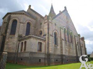 L'église - S.Linéatte