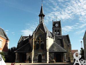 Eglise Saint-Rémi - A. Argot