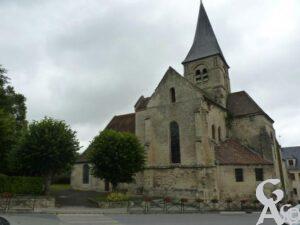 L'église - M.Leleu