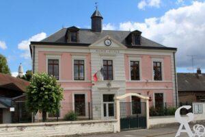 La mairie - A.Demolder
