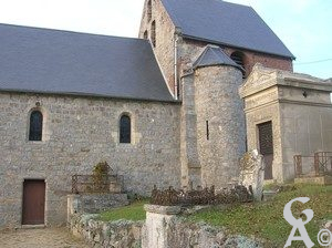 l'église-Photo : M.Nivelet