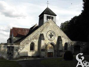 Eglise Saint-Jean-Baptiste - Agnès Argot