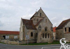 L'église - M. Sance