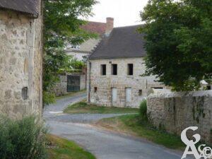 Rue du village - J.P. Brazier